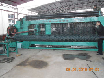 Chine Machine de tissage automatique résistante, machine maximum de boîte de Gabion de largeur de 4500 millimètres distributeur