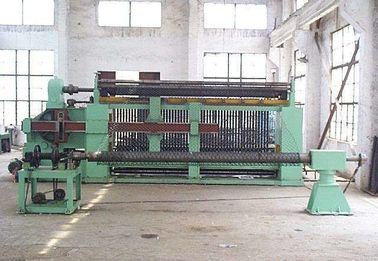 Chine Machine de tissage de grillage de Gabion, machine de fabrication de fil pour le diamètre de fil de 1,6 - de 3.2mm distributeur